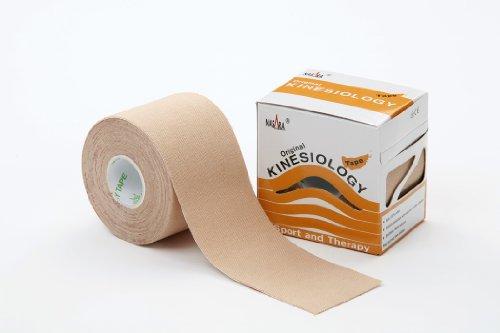 Nasara N9050-1 Kinesiologie Tape Original (5 cm x 5 m)