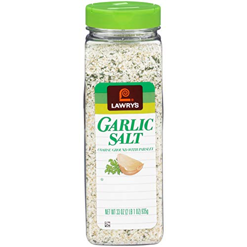 Lawry's Garlic Salt, 33 Ounce