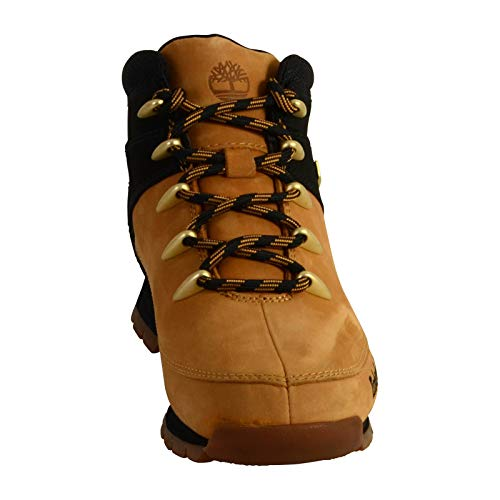 Timberland Euro Sprint Hiker, Bottes Chukka Homme, Jaune (Wheat Nubuck w/Black), 41 EU