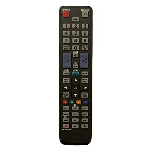 Ersatz TV Fernbedienung für Samsung UE32D5700 Fernseher