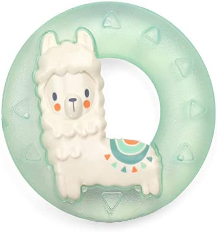 Itzy Ritzy Water Filled Teether Cute N Cool Llama Water Teether is Textured on Both Sides to product image