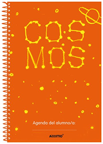 Additio A112-E - Agenda Cosmos para escuela infantil, 3 a 8...