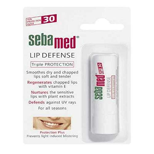 Sebamed Classic Range Sebamed Lip Defense LSF 30, 4,8 g