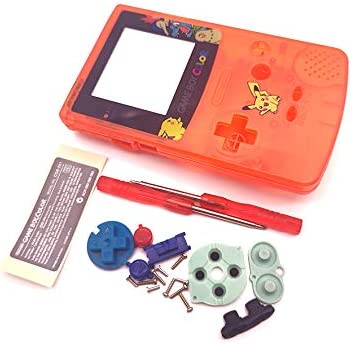 Full Housing Set Shell Case for Gameboy Color GBC Replacement #1