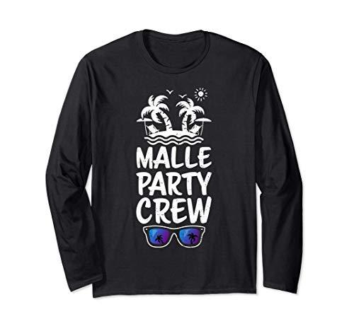 vacaciones partido: Malle Party Crew - Mallorca Manga Larga