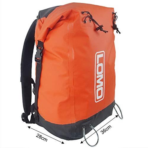 Lomo Dry Bag Walking Roll Top Rucksack 40L