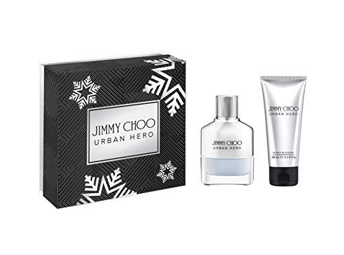 Jimmy Choo Urban Hero CH015C07 Geschenkset Eau de Parfum 50 ml und Duschgel 100 ml