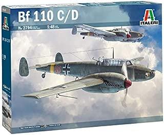 Italeri ITA2794 1:48 Bf 110C/D [Model Building KIT]