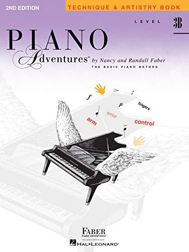 Piano Adventures : Level 3B - Technique & Artistry Book