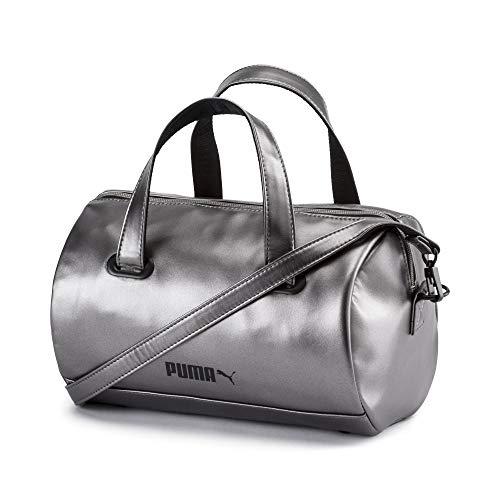 PUMA Prime Classics Women's Handbag Bag, womens, Bag, 75405, silver, standard size
