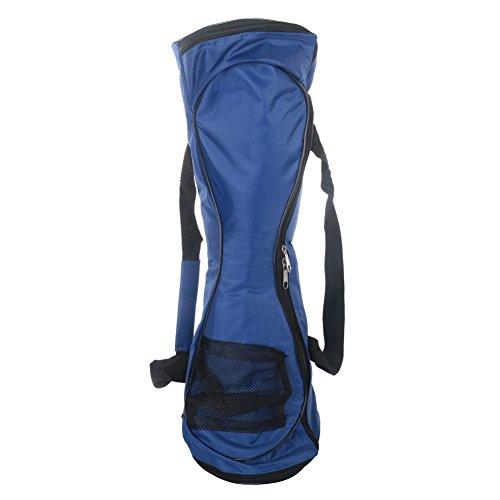ELENKER Tragbare Schutztasche Tasche für 8 Zoll Two Wheels elektrisch Self Balancing Scooter (Blau)