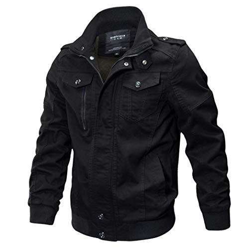Herren Jacke Winterjacke Kleidung Jacke Mantel Militär Kleidung Taktisch Outwear Atmungsaktiv Licht Windjacke
