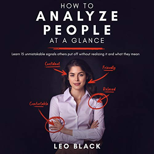 How to Analyze People at a Glance Titelbild