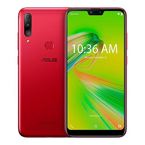 Celular Zenfone Max Shot 3 GB – 64 GB (32 GB + 32 GB) - Vermelho