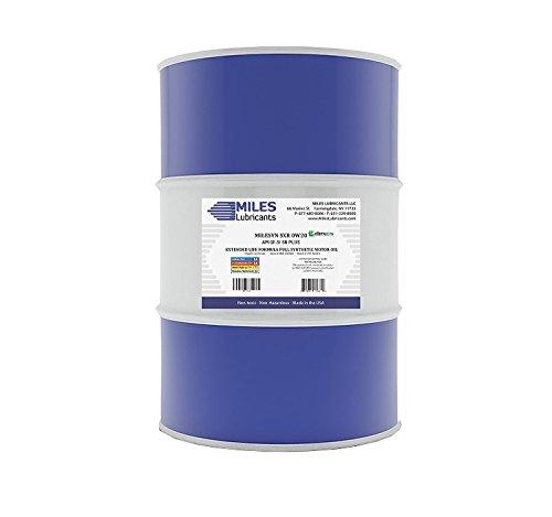 MILESYN SXR 0W20, Full Synthetic DEXOS1 GEN2, API GF-5/SN Plus, 55 Gallon Drum