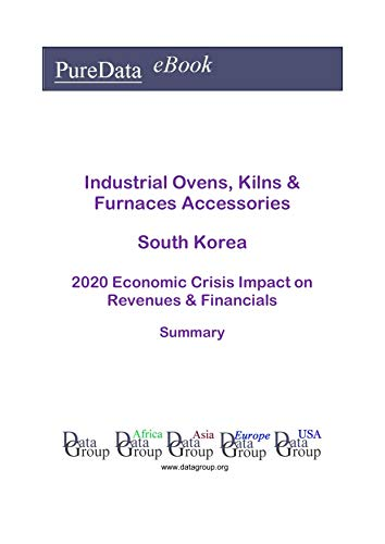 Industrial Ovens, Kilns & Furnaces Accessories South Korea