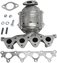 Catalytic Converter Compatible with 2006-2011 Hyundai Accent 1.6L Engine with Exhaust Manifold Driver Side