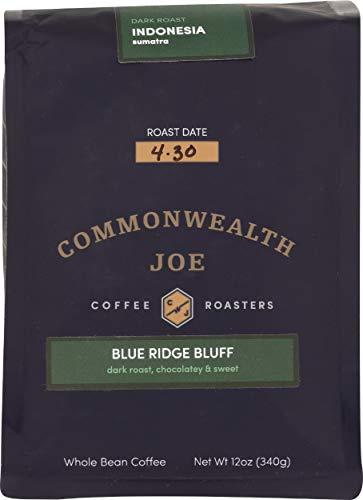 Commonwealth Joe, Coffee Blue Ridge Bluff, 12 Ounce