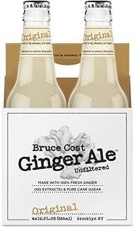 Bruce Cost Original Ginger Ale (12 Bottles)