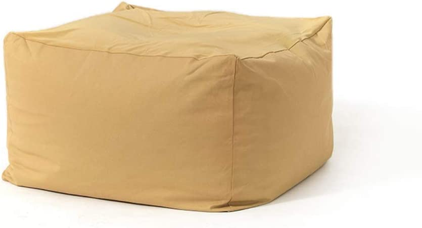 Bean bag Max 90% OFF chair YAN Import YUN Fabric Outdoor Sofa Lazy Ginger - Indoor