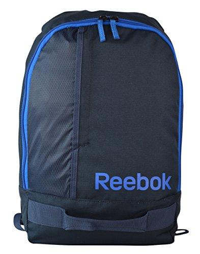 Reebok Unisex Sport SE Medium Backpack (23Liters) Schwarz-Blau