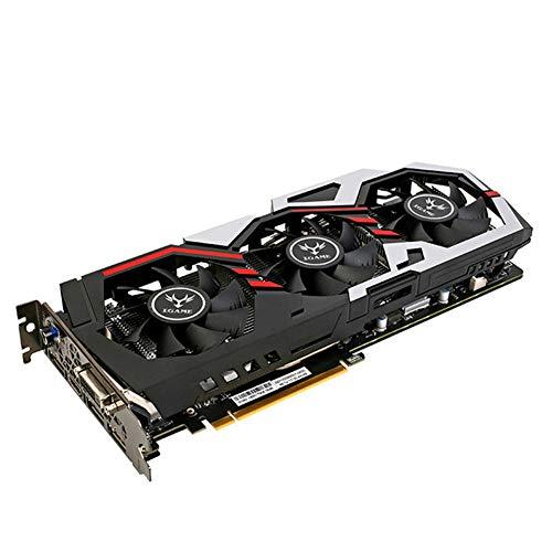 LIAO 1060 U - 3GD5 Top-Grafikkarte Geforce GTX 1060 GPU Chip 192bit GDDR5