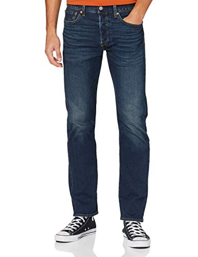 Levi's Herren 501 Original Jeans, Block Crusher, 34W / 34L