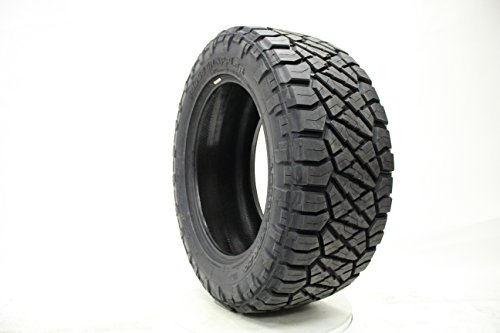 NITTO Ridge Grappler All_Season Radial Tire-LT275/70R18 E 125/122Q 125Q