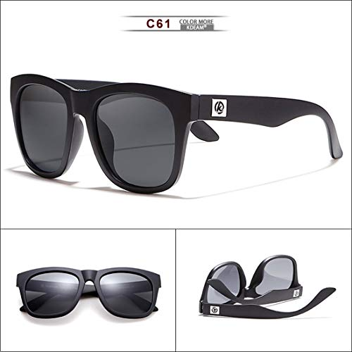 Gözəl Personalidad de impresión polarizadas Gafas de Sol Deportivas Que utilizan for los Hombres Las Mujeres Pesca Béisbol Ciclismo Conducción Golf (Color : A005)