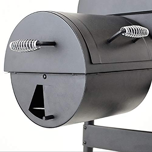 Product Image 4: Char-Broil 12201570-A1 American Gourmet Offset Smoker, Black,Standard