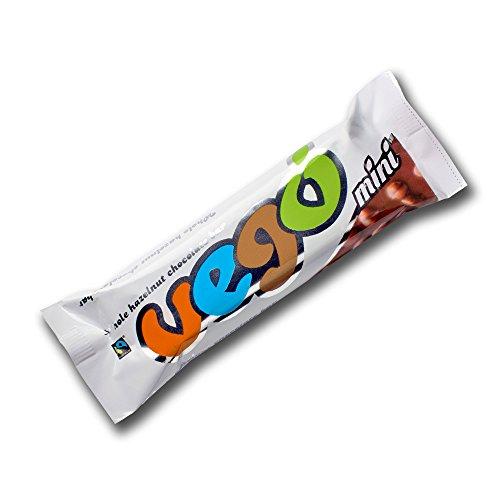 vego Bio VEGO mini Whole Hazelnut Chocolate Bar (1 x 65 gr)