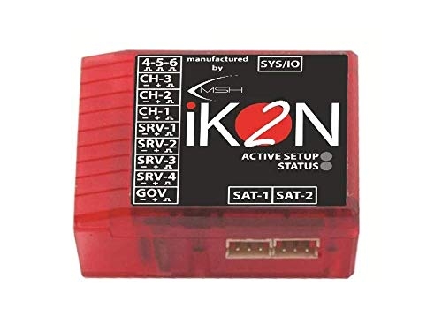 iKON2 Flybarless System - Micro USB Cable Not Included