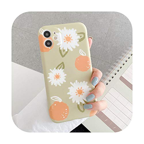 Carcasa para iPhone 11 Pro Max XR XS Max 7 8 Plus de silicona líquida completa, cuerpo suave, protección para iPhone 11
