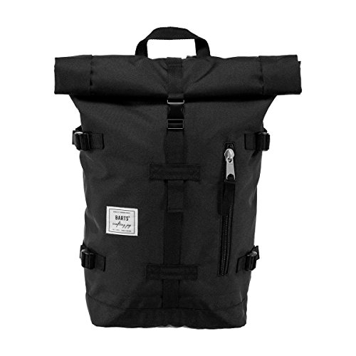 Barts Unisex Mountain Backpack Rucksack, schwarz, One size