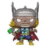 Funko 49127 POP Marvel Marvel Zombies- Thor