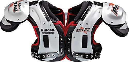 riddell power shoulder pads - 3