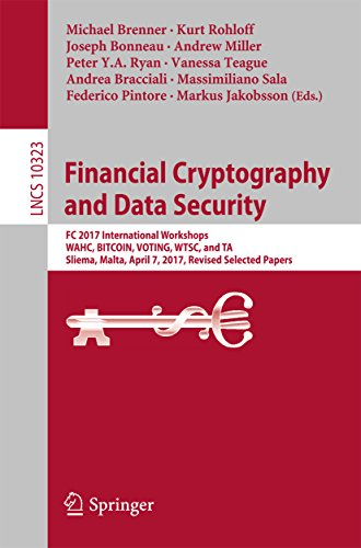 Financial Cryptography and Data Security: FC 2017 International Workshops, WAHC, BITCOIN, VOTING, WTSC, and TA, Sliema, Malta, April 7, 2017, Revised Selected … Notes in Computer Science Book 10323)