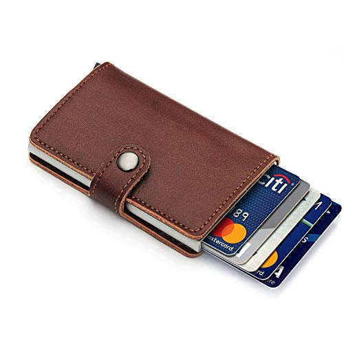 Abilith Card Holder Brown