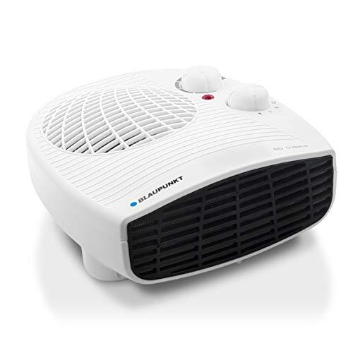 Blaupunkt BP1006 - Calefactor De Aire 2000w con 2 Niveles De Potencia: 1000w - 2000w. Protección Térmica y Función Ventilador.