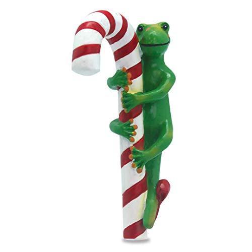 Island Heritage Hawaiian Mele Gecko-Imaka Hawaii Christmas Ornament
