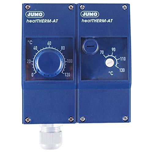Jumo Thermostat 60003232 2 Regelbereiche Temperaturschalter 4053877008729