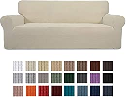 Easy-Going Stretch Sofa Slipcovers …