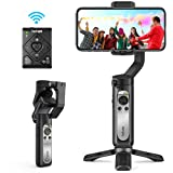 3-Axis Gimbal Stabilizer for Smartphone - Handheld...
