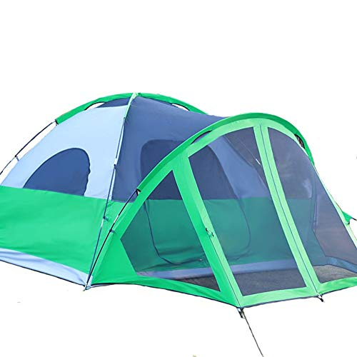 Tent Camping Hiking Folding Windproof RainTent Hide Blind Outdoor Fishing Hunting Photography Shooting Bird Watching 5-8 people