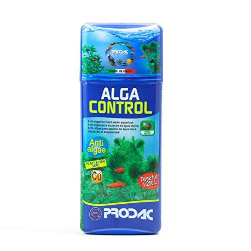 Prodac Alga control ml 250 per acqua dolce-antialghe