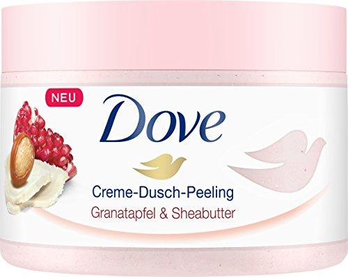 Dove Dove Creme-Dusch-Peeling Granatapfel & Sheabutter, 225 ml