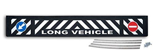 Schmutzfängerleiste longueur : 400 mm hauteur : 350 mm-épaisseur : env. 6 mm