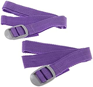 Go-Travel 2 Luggage Straps, Assorted, 225