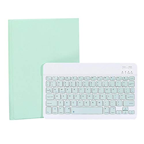 Keyboard Protective Cover for 9-11 Inch Mobile Phone/Tablet Universal Bluetooth Keyboard Protective Cover-Green