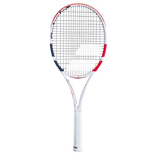 Babolat Pure Strike 18X20 Encordado: No 305G Raquetas De Tenis Raquetas De Competición Blanco - Rojo 1